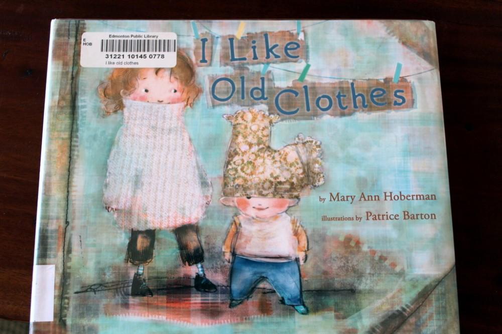 I like old clothes - SweetMadeleine,ca