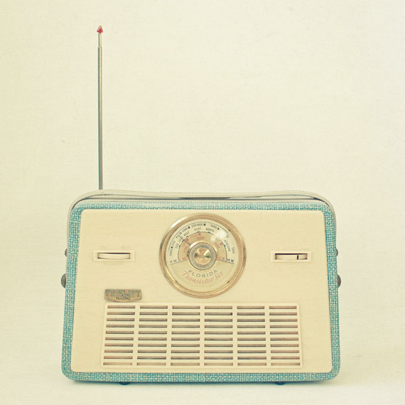 Radio Days Still Life Photography, by Cassia Beck on Etsy